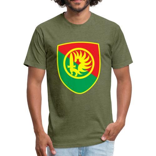 Légion étrangère - 2e REP - Fitted Cotton/Poly T-Shirt by Next Level