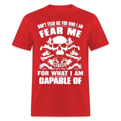 Fear Me - Men's T-Shirt