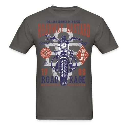 Road Rage - Men's T-Shirt
