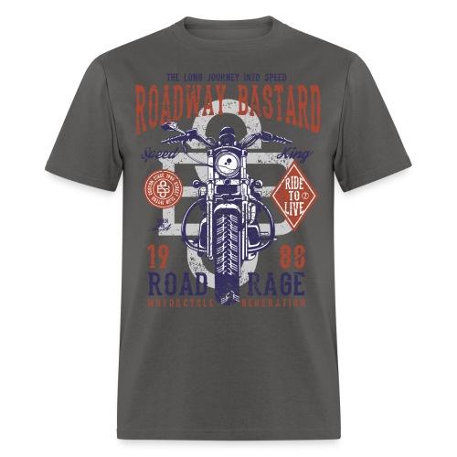 Road Rage - Men's T-Shirt