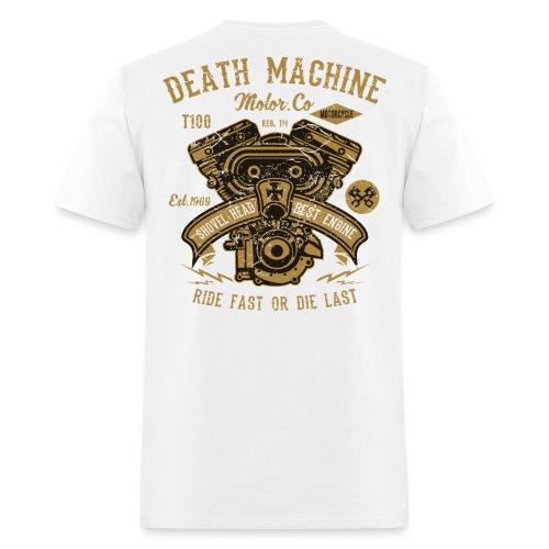 Death Machine - Men's T-Shirt