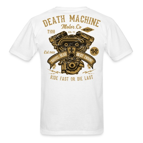 Death Machine - Men's T-Shirt