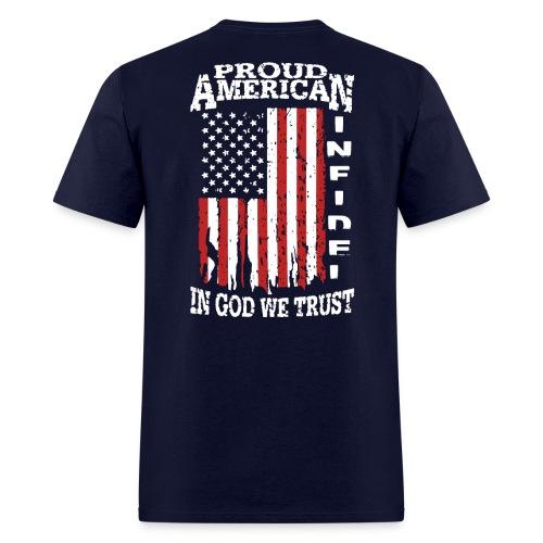 Infidel 2 - Men's T-Shirt
