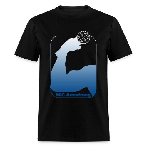 MiC Armstrong - Men's T-Shirt