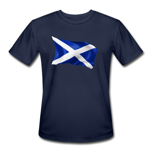 Scotland - Men's Moisture Wicking Performance T-Shirt
