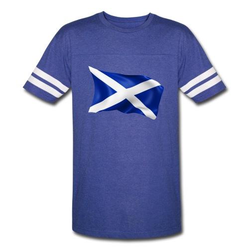 Scotland - Vintage Sport T-Shirt
