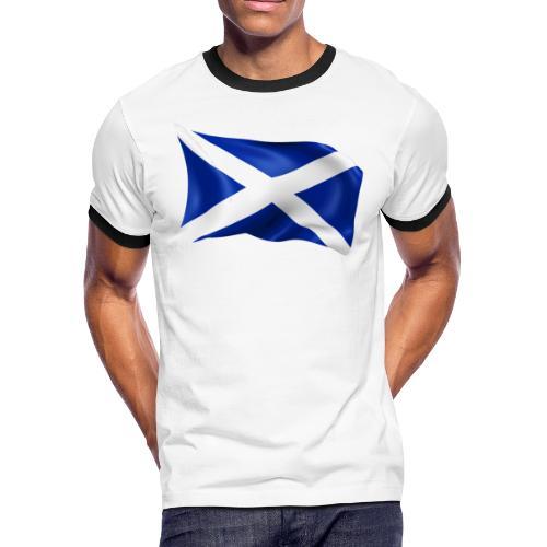 Scotland - Men's Ringer T-Shirt