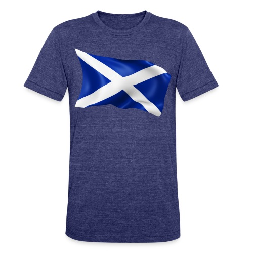 Scotland - Unisex Tri-Blend T-Shirt