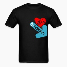 this heart is taken T-Shirts