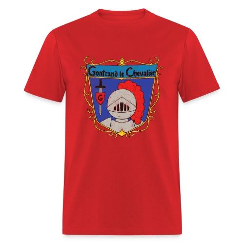 T-shirt pour hommes «Gontrand le Colorié» - T-shirt pour hommes