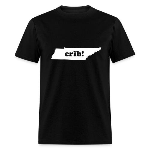 crib!! (Men's) Tennesee - Men's T-Shirt