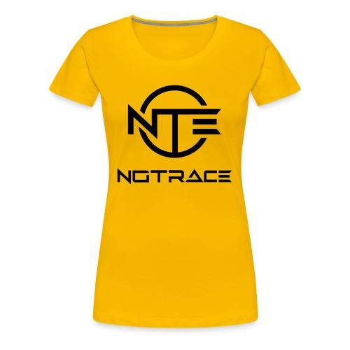 Women's Premium NoTrace Original Tee - Women's Premium T-Shirt