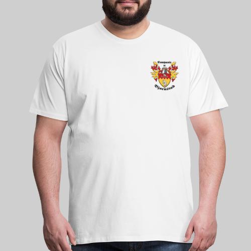 Companie di Bjornstad 1 - Men's Premium T-Shirt