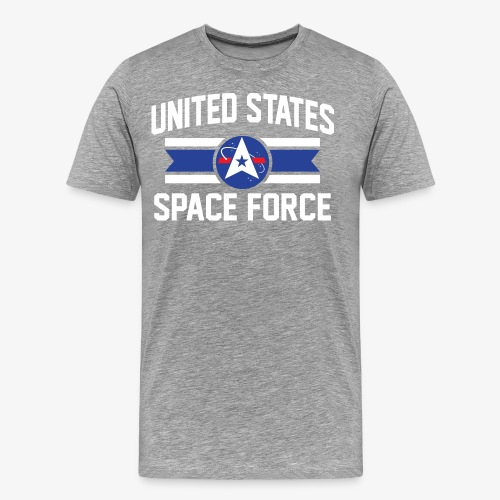 United States Space Force Men's shirt - Men's Premium T-Shirt