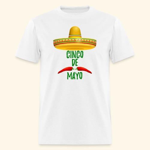 Cinco de Mayo - Men's T-Shirt
