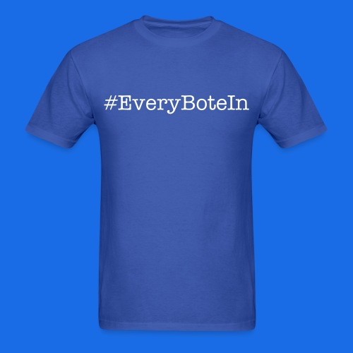 #EveryBoteIn Basic - Men's T-Shirt