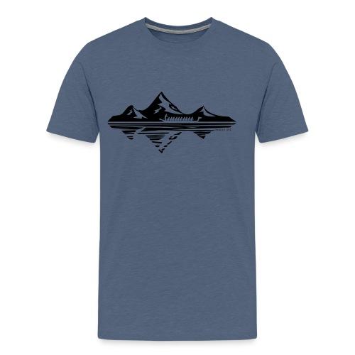 Paddle Life Tee - Men's Premium T-Shirt