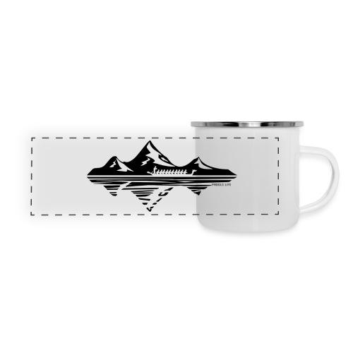 Paddle Life Camp Mug - Panoramic Camper Mug