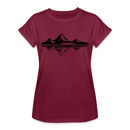 Paddle Life Tee - Women's Relaxed Fit T-Shirt