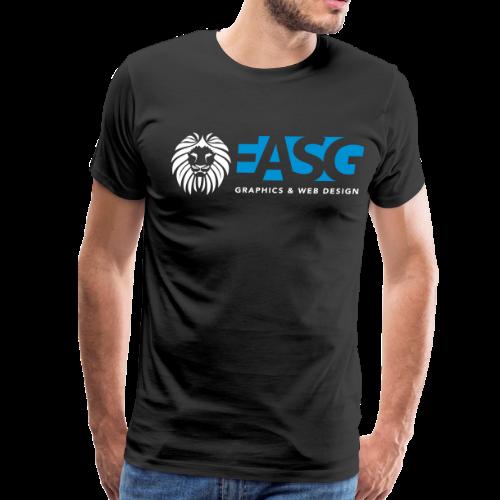 Men's T-Shirt v.2 (BLACK) - Men's Premium T-Shirt