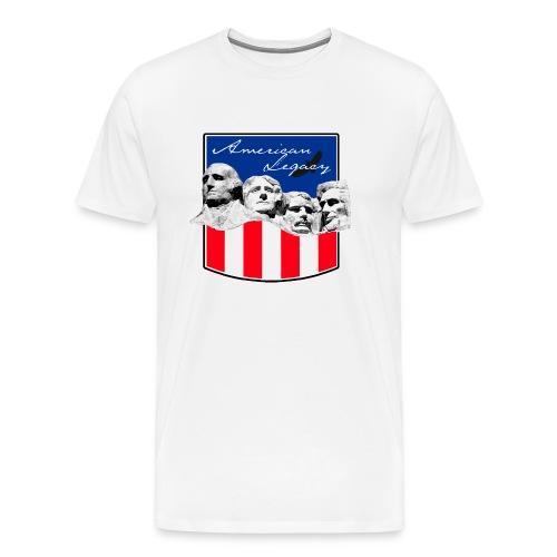 AMERICAN LEGACY - Men's Premium T-Shirt