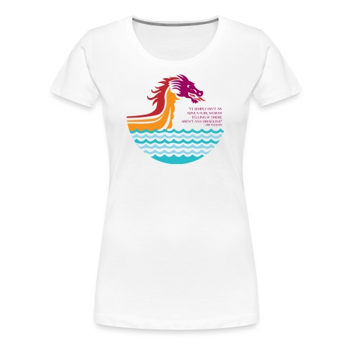 Dragon Adventure Tee - Women's Premium T-Shirt