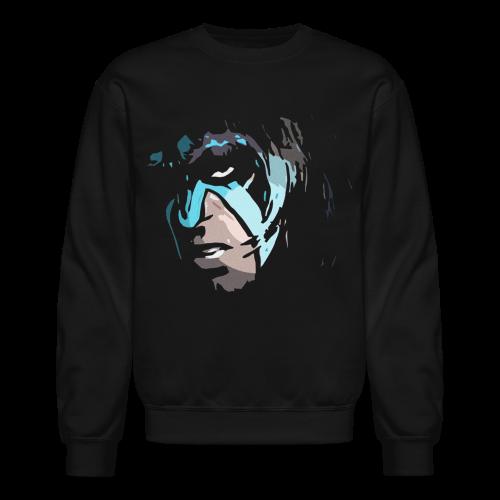 Ultimate Warrior Shadows Sweatshirt - Crewneck Sweatshirt