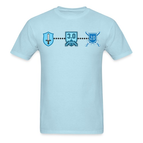 Men's T - Freebuilders Legacy - Men's T-Shirt