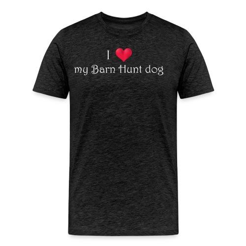 BH love- dark color men's shirt - Men's Premium T-Shirt