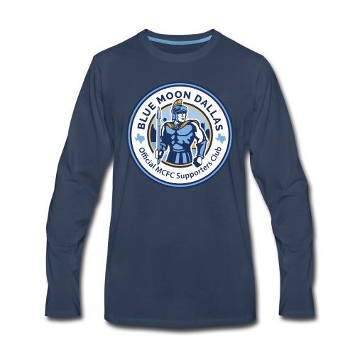 BMD Centurions Long Sleeve Navy - Men's Premium Long Sleeve T-Shirt