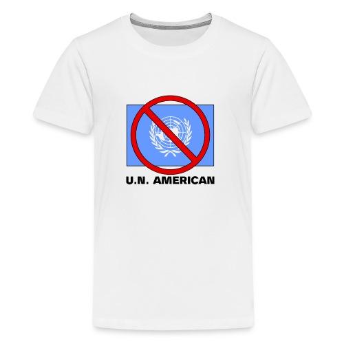 U.N. AMERICAN - Kids' Premium T-Shirt