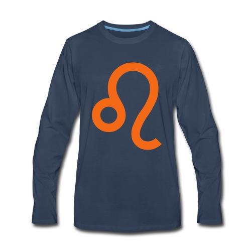 Leo - Men's Premium Long Sleeve T-Shirt