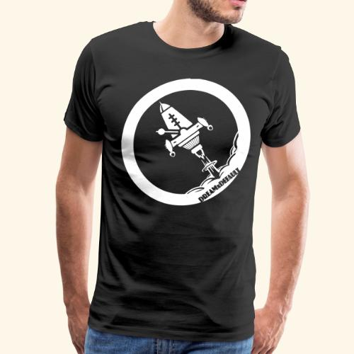 THE METRONOME BOOMING TEE - Men's Premium T-Shirt