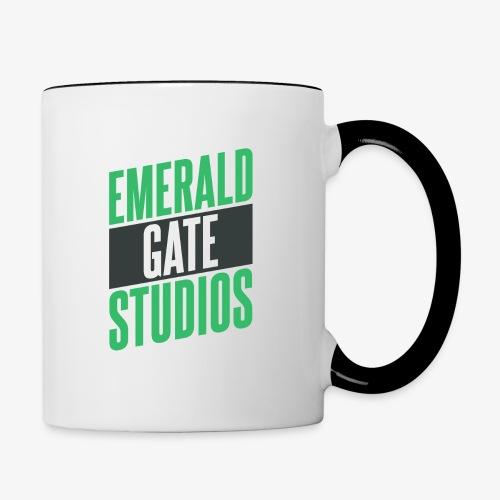 Emerald Gate Studios Action Coffee Mug - Contrast Coffee Mug