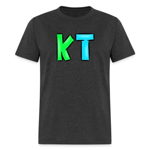 KT Logo (Male Shirt) - Men's T-Shirt