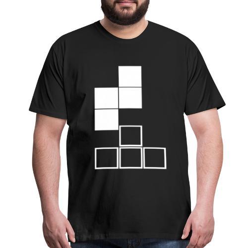 Tetris T Shirt - Men's Premium T-Shirt