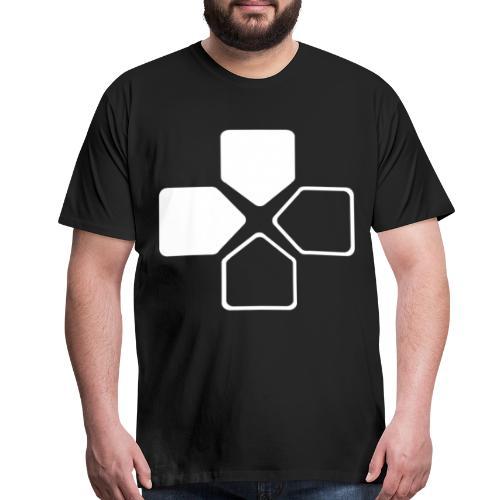 DPad T Shirt - Men's Premium T-Shirt