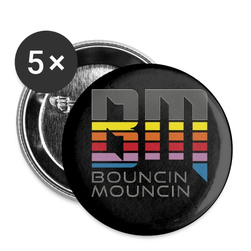 BouncinMouncin Button - Small Buttons