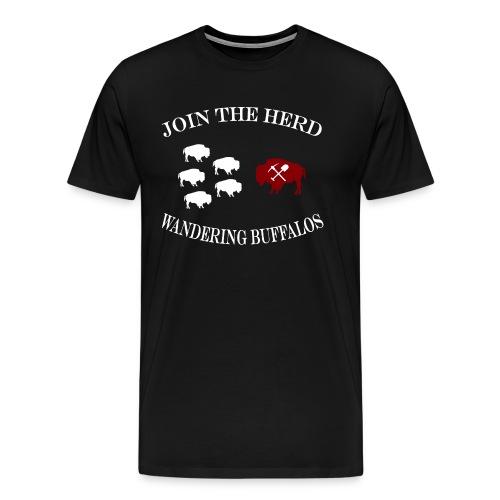 Join the Herd 2 - Men's - Men's Premium T-Shirt