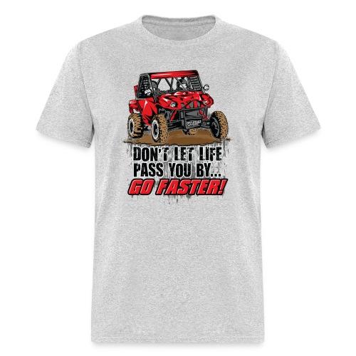 Go Faster - Men's T-Shirt