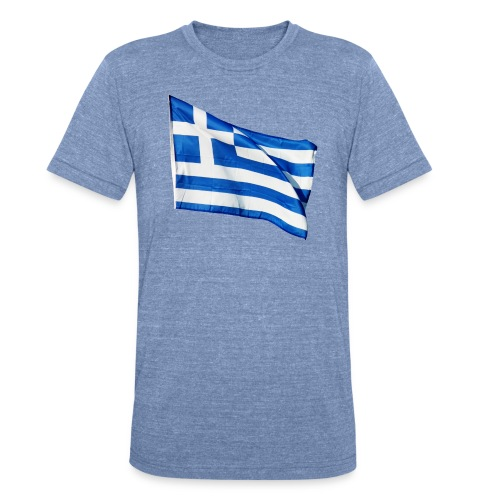 Greece - Unisex Tri-Blend T-Shirt