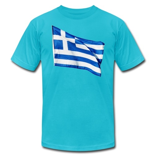 Greece - Men's Fine Jersey T-Shirt
