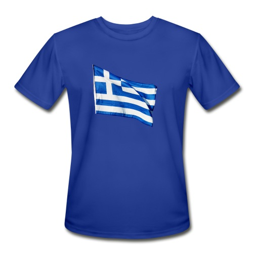 Greece - Men's Moisture Wicking Performance T-Shirt
