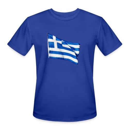Greece - Men's Moisture Wicking Performance T-Shirt