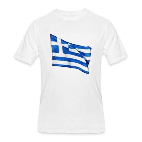 Greece - Men's 50/50 T-Shirt