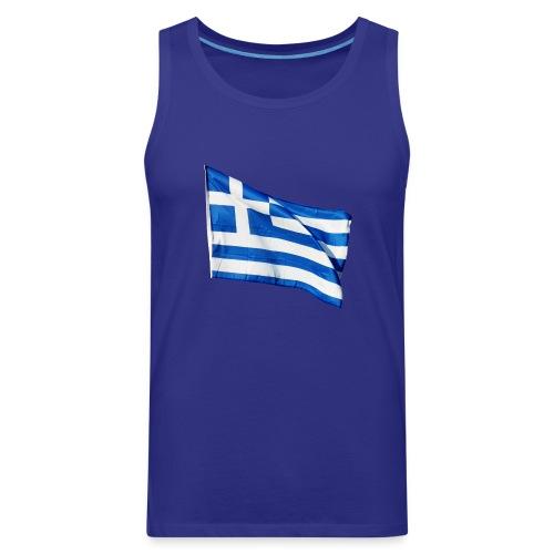Greece - Men's Premium Tank