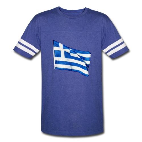 Greece - Vintage Sport T-Shirt