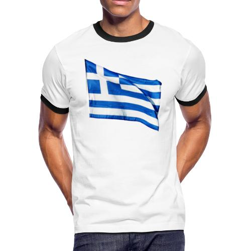 Greece - Men's Ringer T-Shirt