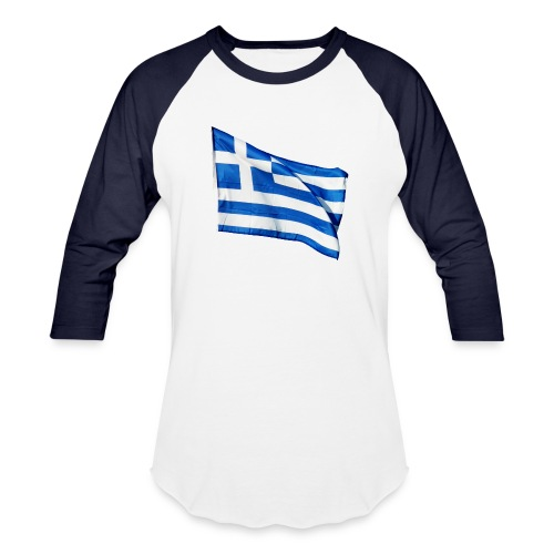Greece - Baseball T-Shirt