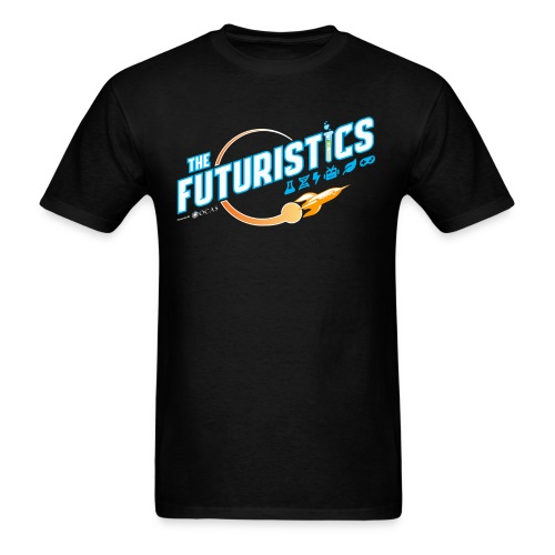 Futuristics Men's Tee - Men's T-Shirt